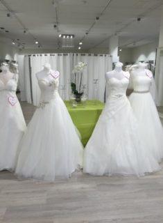 Brautkleider bei Studio Fee