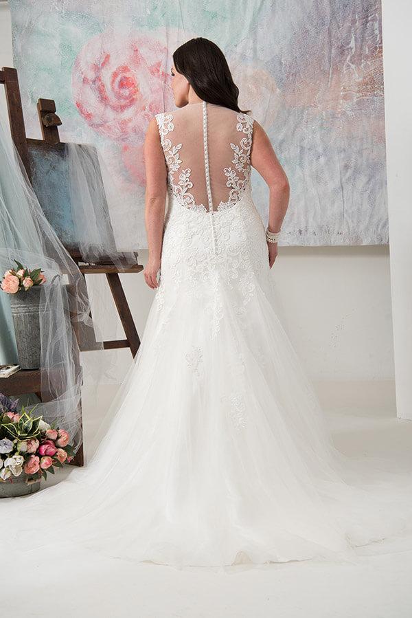 Große Größen, Brautkleider für die Plus Size Braut - Studio Fee in ...