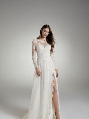 Brautkleid Modeca Kollektion 2018