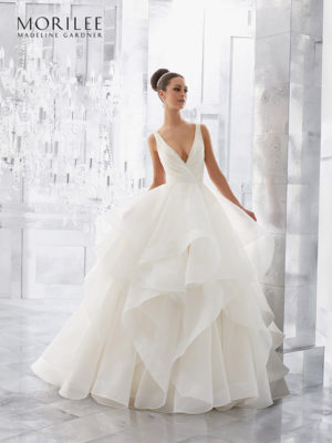 Brautkleid Morilee Kollektion 2018