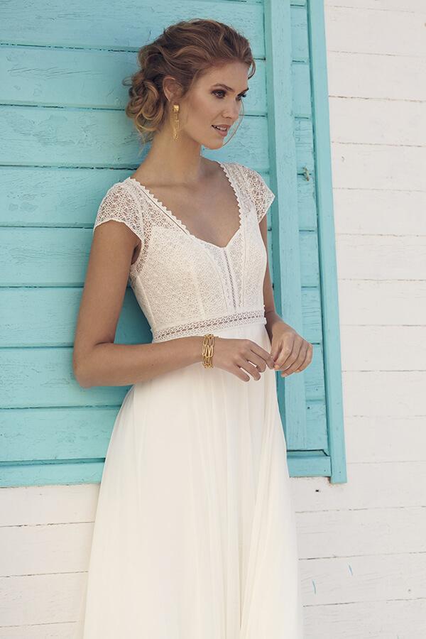 new products 14fdb 48054 Vintage Brautkleider von Rembo Styling exklusiv bei Studio ...