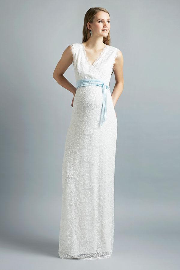 Umstandskleider für die schwangere Braut - Studio Fee in ...