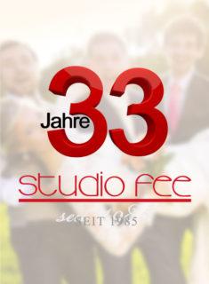 33 Jahre Studio Fee