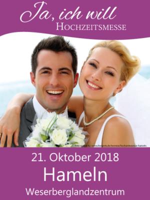 Hochzeitsmesse Hameln 2018