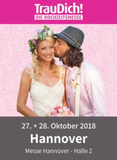 TrauDich! Hochzeitsmesse Hannover